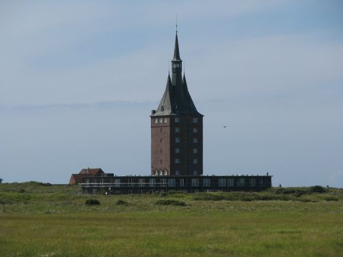 wangerooge east frisia lighthouse