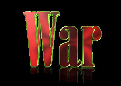 war destruction conflict