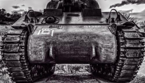 war panzer front