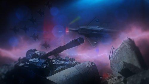 war  panzer  jets