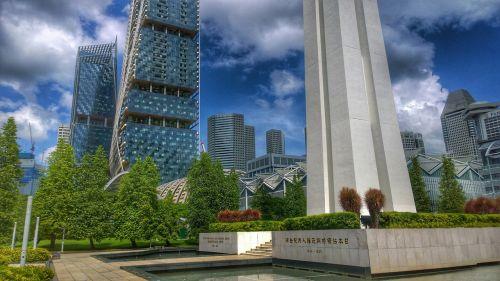 karo memorialas,Singapūras orientyras,Singapūras,karas,atminimas,paminklas,orientyras,kariuomenė,istorija