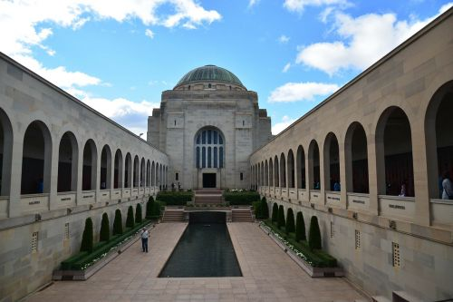 war memorial canberra australia