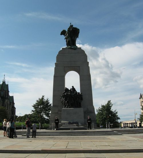war memorial ottawa ontario