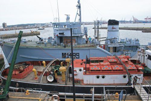 War Vessel & Tug, Durban Maritime