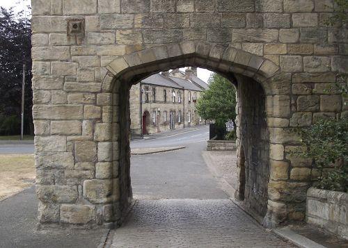 warkworth northumberland gate
