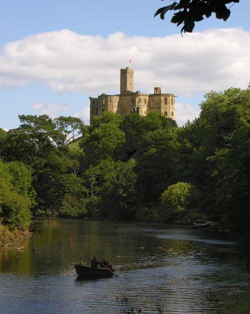 warkworth castle northumbria castle