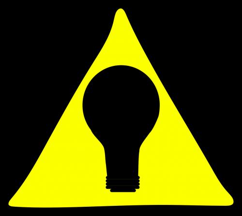 warning bulb light