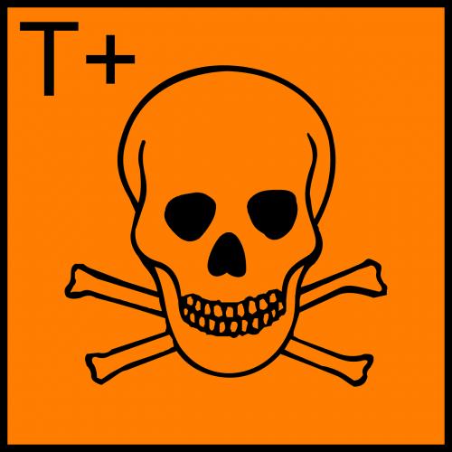 warning hazard caution