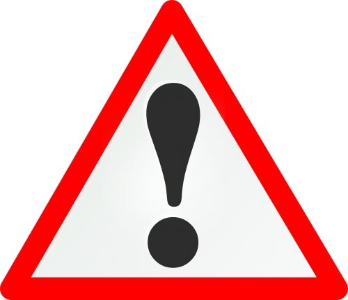 warning shield risk