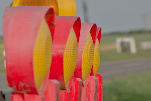 warning light traffic warning