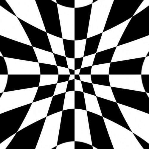 Warped Checkerboard 1