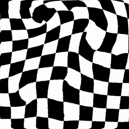 Warped Checkerboard 2