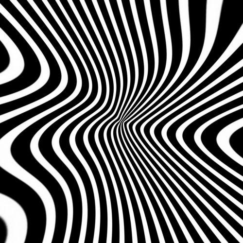 Warped Stripes 1