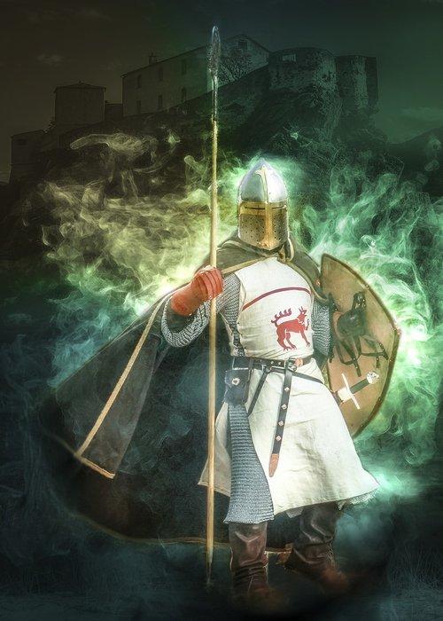 warrior  photoshop  manipulation