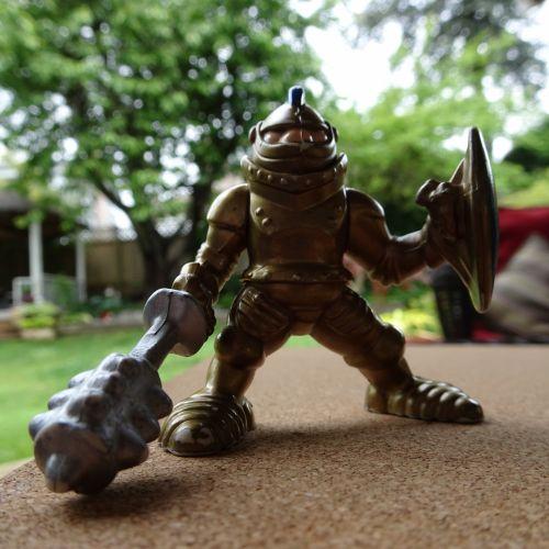 Warrior Toy 2