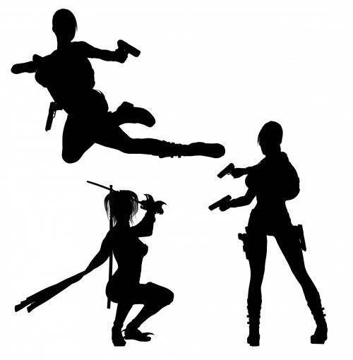 kariai & nbsp, moterų & nbsp, siluetai, trys & nbsp, moterys & nbsp, du ginklai & nbsp, vienas & nbsp, kalavijas, siluetas, karys, moterys & nbsp, kovotojas, moterys & nbsp, ginklas, moterys & nbsp, kardas, veiksmai & nbsp, skaičiai, moterys & nbsp, veiksmai & nbsp, skaičiai, paveikslėlis & nbsp, siluetas, karių moterų siluetai