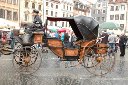 warsaw cab the old town