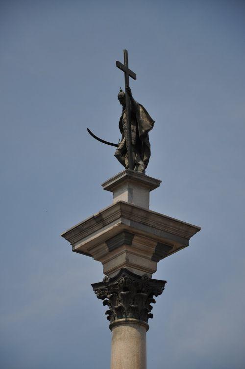warsaw sigismund's column column