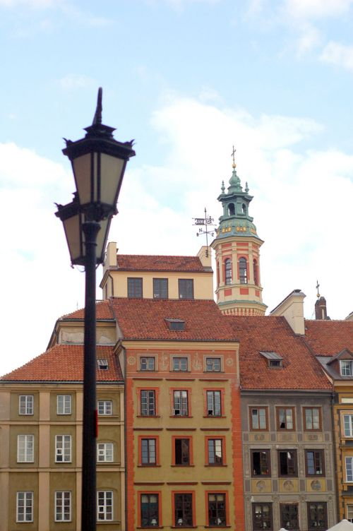 Warsaw - Old City 2