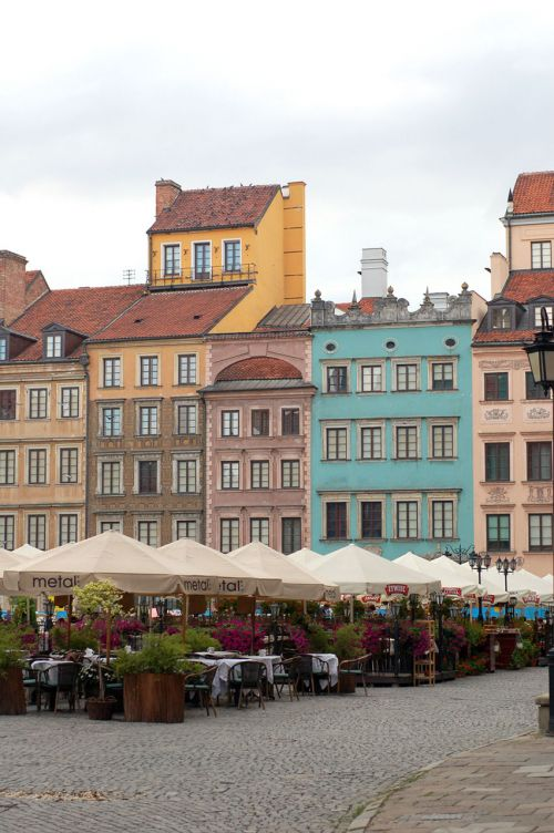 Warsaw - Old City