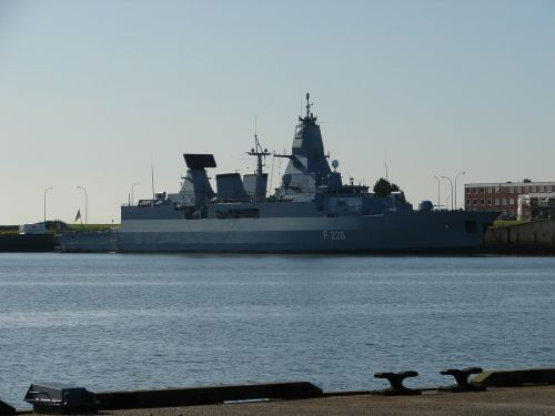 warship battleship frigate