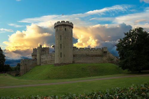 warwick pilis,fortas,Warwick,pilis,paveldas,bokštas,Anglija,orientyras,viduramžių,istorija,gynyba,turizmas,fortifikacija,paminklas,istorinis,tvirtovė,Anglų,Warwickshire,uk