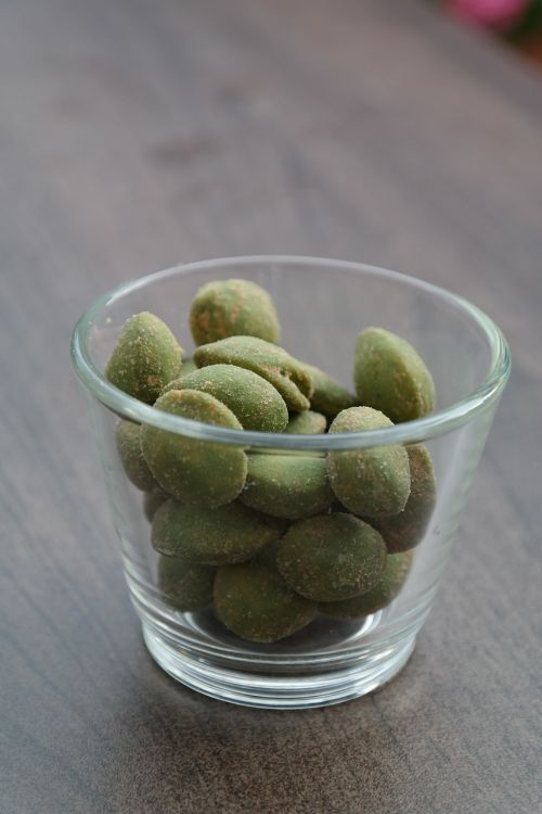 wasabinuesse nuts wasabi