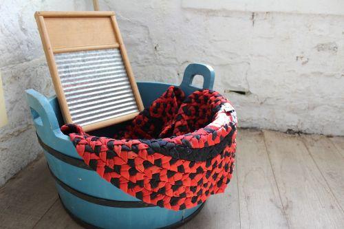 washboard tub fort henry