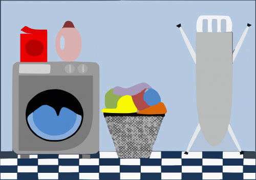 washhouse laundry house