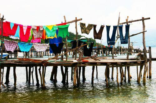 washing line pier