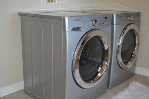 washing machine dryer appliances