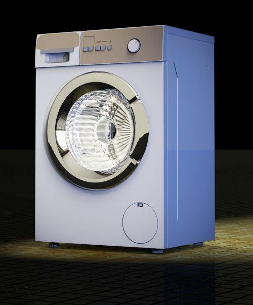 washing machine home appliance floor tiles
