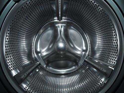 washing machine metal drum