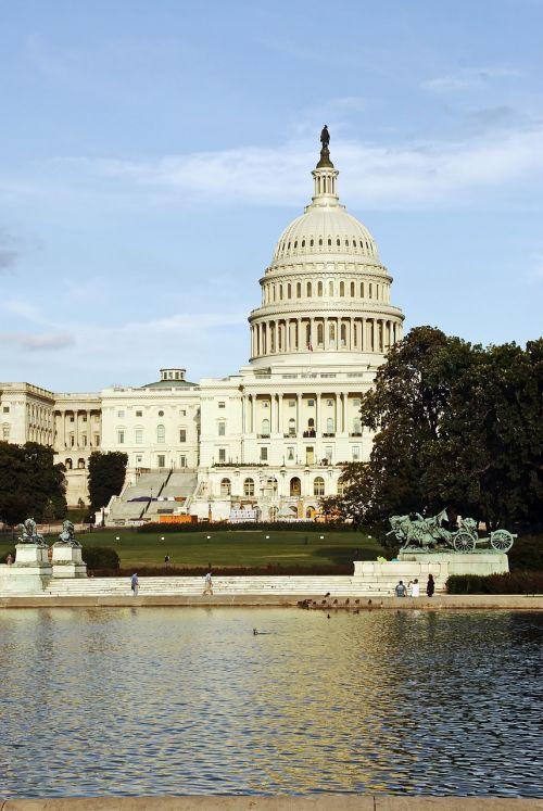 washington capitol policy