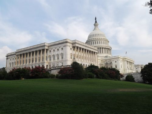 washington capitol government