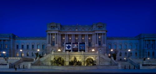 washington dc c library of congress