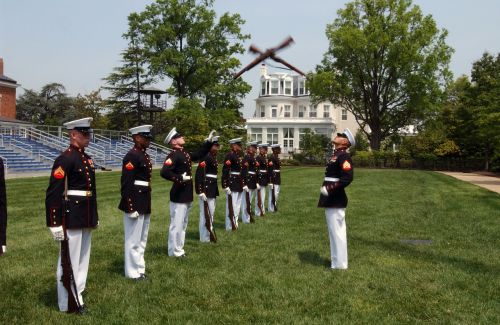 washington dc marine corps marines