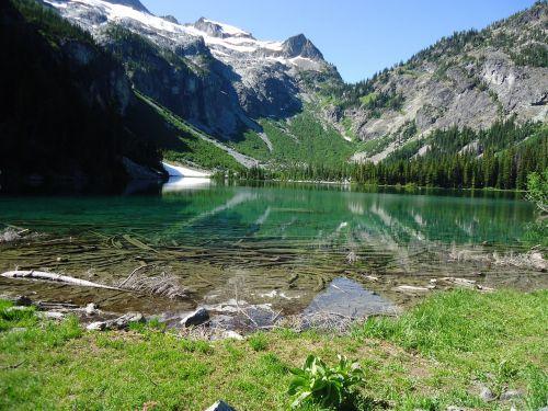 washington state holden lake lake