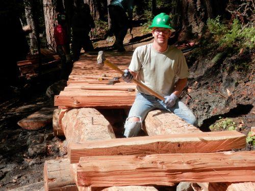 washington trails association sledgehammer safety
