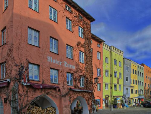 wasserburg inn old town
