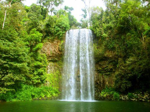 Waterfall In Australia