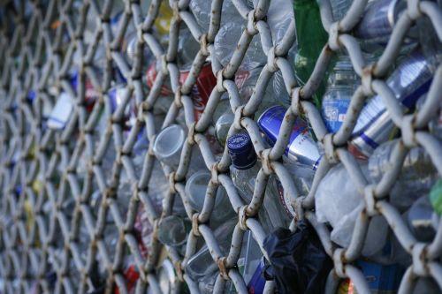 waste plastic rust