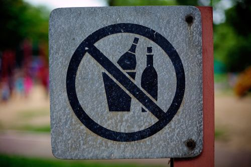 waste garbage signs