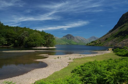 wastwater  lake  landscape