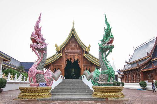 wat ban den se tong chiang mai thailand