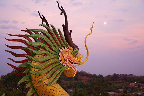 wat huay pla kung chiang rai thailand
