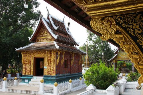 wat xieng thong golden city temple temple