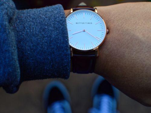watch timepiece time