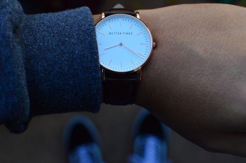 watch wristwatch time