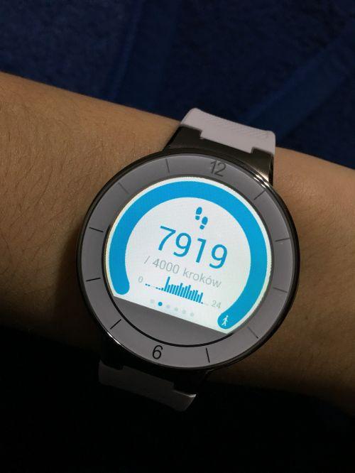 watch smartwatch activity